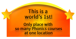 phonics teacher course